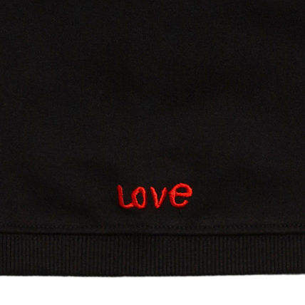 ROMANTIC CROWN Tシャツ・カットソー 【ROMANTIC CROWN】WITH LOVE Pocket T Shirts★NEW★日本未入荷(11)