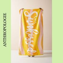 関税込 ANTHROPOLOGIE Sunkissed Beach Towel