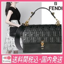 ♪★送料関税込★FENDI★Women's handbag purse kan I★大人気