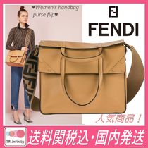 ♪★送料関税込★FENDI★Women's handbag purse flip★大人気