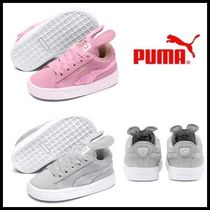 ☆PUMA☆ キッズスニーカー Suede Easter AC PS (SIZE: 17-21)