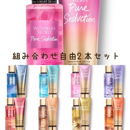 VS 組み合わせ自由 Fragrance Mists&Fragrance Lotion 2本SET