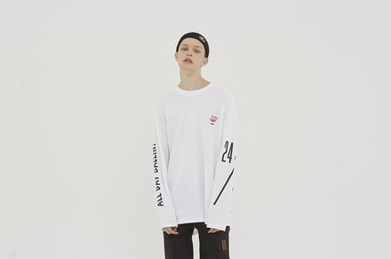 ROMANTIC CROWN Tシャツ・カットソー ROMANTIC CROWN★韓国大人気★10th All Day Long Sleeve 3色(8)