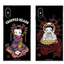 iPhoneケース Betty Boop x CROPPED HEADS ベティー カバー