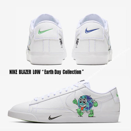 Nike スニーカー NIKE★BLAZER LOW EARTH DAY★コレクション