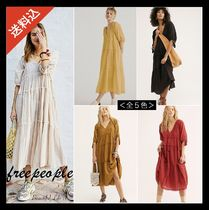 【送料込】free people★Celestial Skies Midi Dress