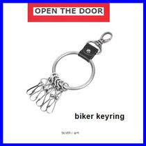 [OPEN THE DOOR]    biker keyring - UNISEX /追跡付