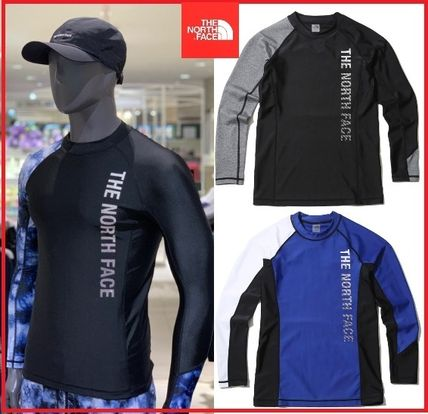 THE NORTH FACE ラッシュガード THE NORTH FACE★正規品 M'S NEW WAVE RASHGUARD ラッシュガード