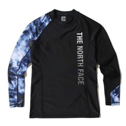 THE NORTH FACE ラッシュガード THE NORTH FACE★正規品 M'S NEW WAVE RASHGUARD ラッシュガード(5)