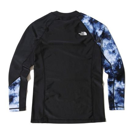 THE NORTH FACE ラッシュガード THE NORTH FACE★正規品 M'S NEW WAVE RASHGUARD ラッシュガード(6)