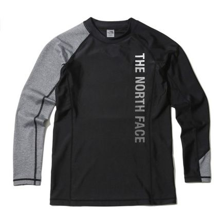 THE NORTH FACE ラッシュガード THE NORTH FACE★正規品 M'S NEW WAVE RASHGUARD ラッシュガード(10)