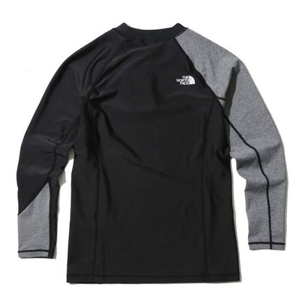 THE NORTH FACE ラッシュガード THE NORTH FACE★正規品 M'S NEW WAVE RASHGUARD ラッシュガード(11)