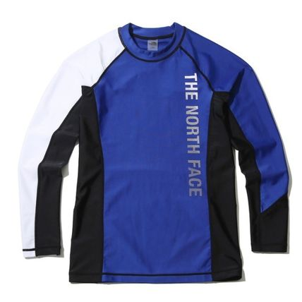 THE NORTH FACE ラッシュガード THE NORTH FACE★正規品 M'S NEW WAVE RASHGUARD ラッシュガード(15)