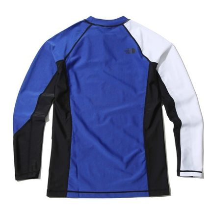 THE NORTH FACE ラッシュガード THE NORTH FACE★正規品 M'S NEW WAVE RASHGUARD ラッシュガード(16)