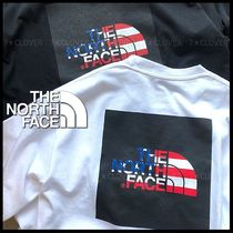 国内発送・正規品★THE NORTH FACE★MEN'S NF SQUARE LOGO TEE