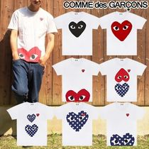 COMME des GARCONS Play ハート ロゴTシャツ