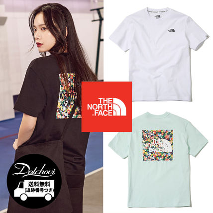 e9dec3c67c77b THE NORTH FACE(ザノースフェイス) Tシャツ・カットソー THE NORTH FACE FLORAL