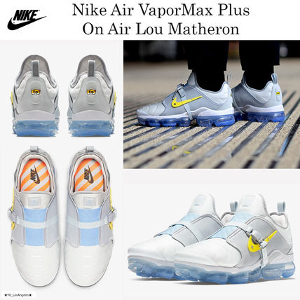 wholesale dealer 46334 0981d Nike スニーカー 最新☆Nike Air VaporMax Plus On Air Lou Matheron☆完売必至!