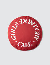 ライフスタイルその他 GIRLS Don't Cry GDC Cafe Pillow