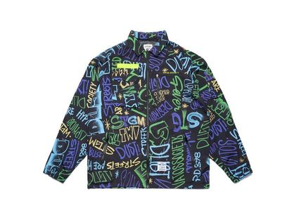 日本未入荷STIGMAのSTGM TECH OVERSIZED COACH JACKET