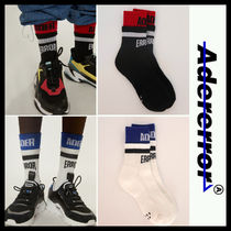 【ADERERROR】FORM LOGO SOCKS★日本未入荷★19SS