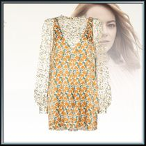 ROTATE(ロテート) 家具・日用品その他 関税込◆ Two-piece floral print jumpsuit