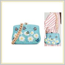 【国内発送】Serpui Marie Blair Daisy Embroidered Minaudiere
