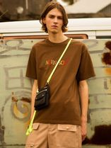 Tシャツ トップス カットソー 半袖 メンズ  ANDERSSON BELL 2色