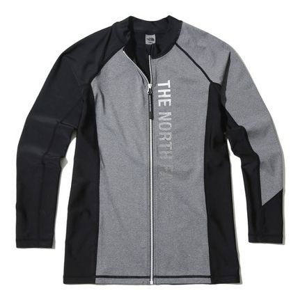 THE NORTH FACE ラッシュガード THE NORTH FACE★正規品★M'S NEW WAVE ZIP-UP ラッシュガード(8)