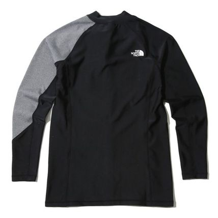 THE NORTH FACE ラッシュガード THE NORTH FACE★正規品★M'S NEW WAVE ZIP-UP ラッシュガード(9)