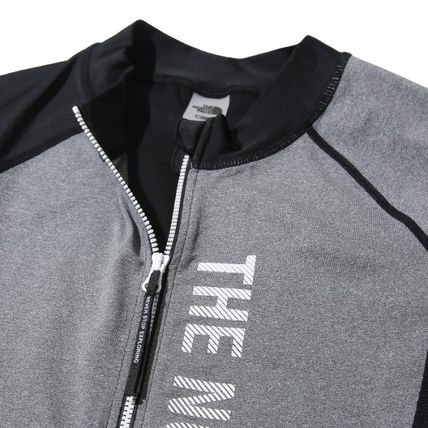 THE NORTH FACE ラッシュガード THE NORTH FACE★正規品★M'S NEW WAVE ZIP-UP ラッシュガード(10)