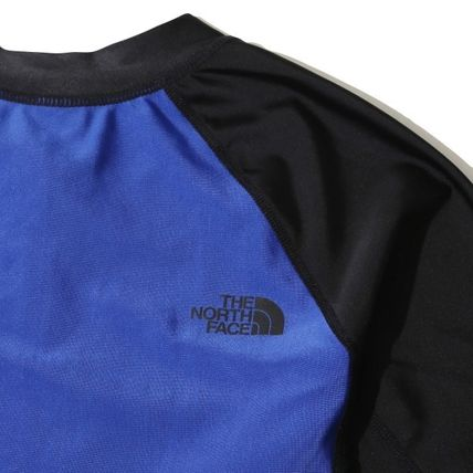 THE NORTH FACE ラッシュガード THE NORTH FACE★正規品★M'S NEW WAVE ZIP-UP ラッシュガード(18)