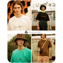 [Andersson Bell]★正規品★UNISEX KITSCH EMBROIDERY T-SHIRT