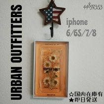 Urban Outfitters iphone6/6s/7/8 ハード 押し花 即発 44897353
