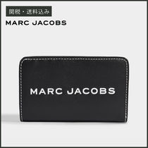 【MARC JACOBS】 SS19 The Textured Tag Compact Wallet 長財布