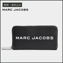 【MARC JACOBS】 SS19 The Textured Tag Wallet 長財布