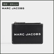【MARC JACOBS】 SS19 The Textured Tag Top Zip Multi Wallet