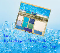 限定★tarte★Icy Betch eye & cheek palette