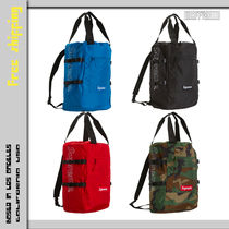 19SS SUPREME Lightweight Cordura Nylon Ripstop Tote Backpack