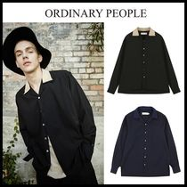 ORDINARY PEOPLE(オーディナリーピープル) シャツ ORDINARY PEOPLE BTS着用 ORDINARY POINT COLLAR HAWAIIAN SHIRT