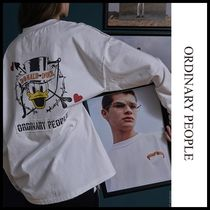 ORDINARY PEOPLE(オーディナリーピープル) Tシャツ・カットソー ORDINARY PEOPLE☆ テヨン着用 cupid donald duck white t-shirt