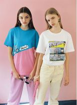STEREO VINYLS COLLECTION(ステレオビニールズコレクション) Tシャツ・カットソー STEREO VINYLSの[SS19 Pink Panther] PP Episode T-Shirts 全2色