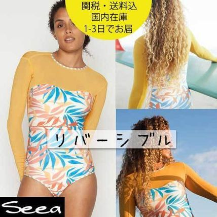 国内手持在庫・即発可能Seea Floripa Reversible Surf Suit