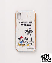 Ron Herman取り扱い☆ SURF MICKEY COME SURF iPhone x/xs