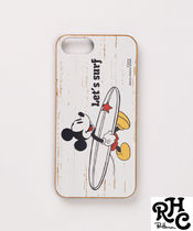 Ron Herman取り扱いSURF MICKEYBAMBOO / Let's surf iPhone 7/8