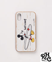 Ron Herman取り扱いSURF MICKEY  Let's surf iPhone x/xs