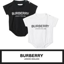 ☆BURBERRY☆素敵なロゴプリント コットン 4ピース ギフトセット