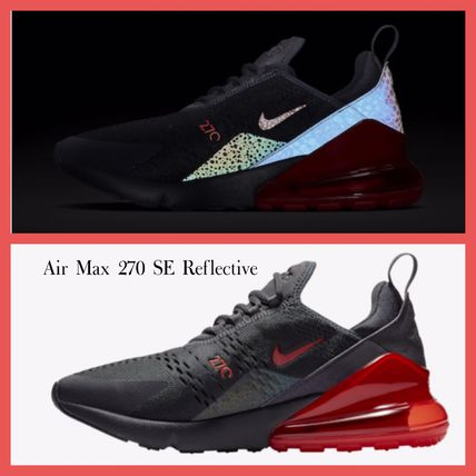 lowest price c1be6 d260b Nike Air Max 270 Nike Air Max 270 SE Reflective☆税・送込