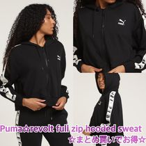 puma☆revolt full zip hooded sweat☆まとめ買いでお得