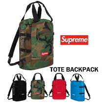 Supreme シュプリーム Tote Backpack トート バックパック SS 19